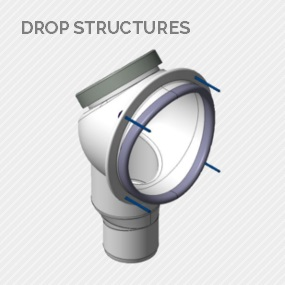 drop structures product Folder