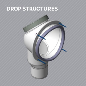 drawings drop structures
