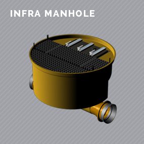 infra manhole drawings