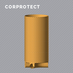 Corprotect diagrammi